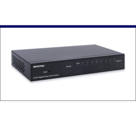 REPOTEC 8-P Gigabit Easy-Smart Switch | RP-G802W