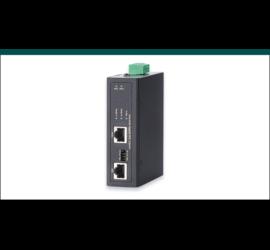 REPOTEC Industrial Gigabit PoE+ Injector   RP-IPJ811-60W