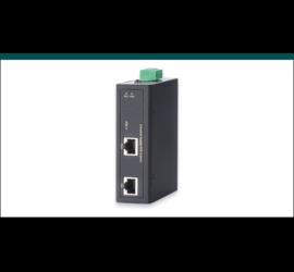 REPOTEC Industrial Gigabit PoE+ Injector   RP-IPJ811-95W