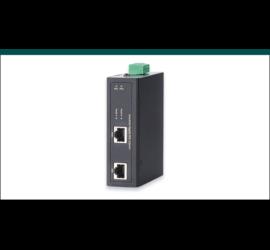 REPOTEC Industrial Gigabit PoE+ Injector   RP-IPJ811