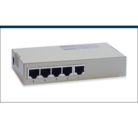REPOTEC 5-P Fast Ethernet Switch | RP-1705M