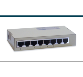REPOTEC 8-P Fast Ethernet Switch | RP-1708M