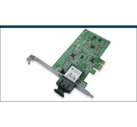 REPTEC 100Base-FX fiber ethernet card PCIe interface | RP-2200EX