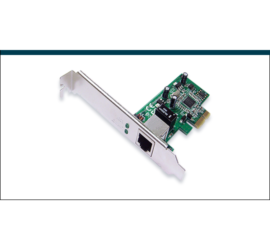 REPOTEC PCI Express Gigabit Ethernet Adapter | RP-3200EX