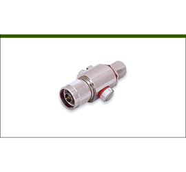 REPOTEC 2-6GHz Arrestor for Lightning Protector | RP-1017NF