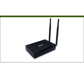 REPOTEC 11n 4 Lan Port High-Power wireless Router, 2T2R | RP-WR5442HB
