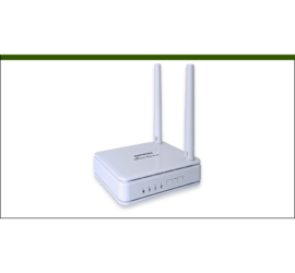 REPOTEC 11n 4-Port Lan wireless Router, 2T2R | RP-WR5444