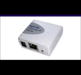REPOTEC 1-P MFP & USB over IP Server | RP-UBI210B
