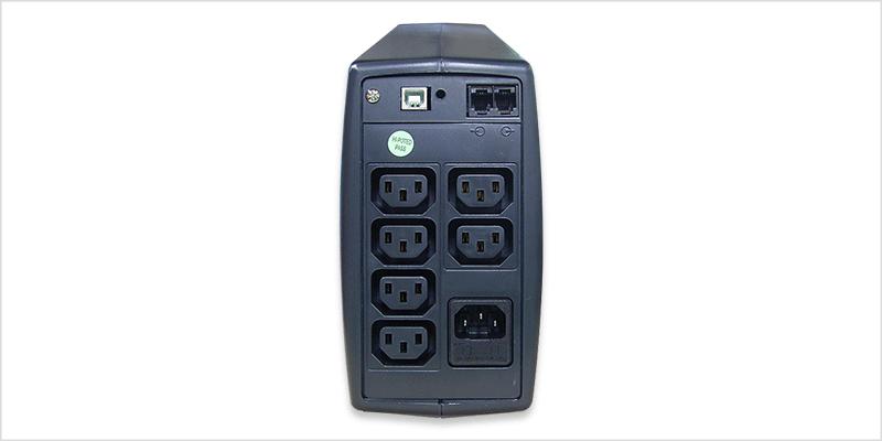 RPT 400DU series Line interactive UPS REPOTEC CO LTD
