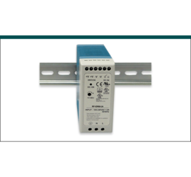 REPOTEC 24V / 60W Single Output Industrial DIN Rail Power Supply | RP-IDR60-24
