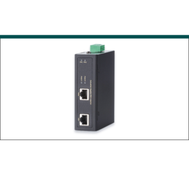 REPOTEC Industrial Gigabit PoE+ Injector | RP-IPJ811