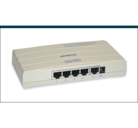 REPOTEC 5-P Fast Ethernet Switch | RP-1705K
