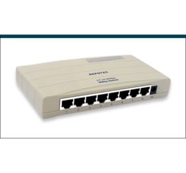 REPOTEC 8-P Fast Ethernet Switch | RP-1708K