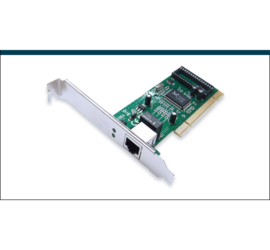 REPOTEC Gigabit Ethernet PCI Card | RP-3200R