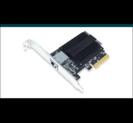 REPOTEC 10GBase-T/NBASE-T PCI Express Adapter