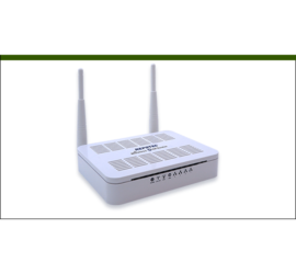 REPOTEC 11ac Dual-Band 4-P Gigabit wireless Router, 2T2R | RP-WR5822