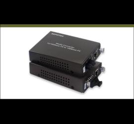 REPOTEC 10/10010/100Base-TX to 100Base-FX Media Converter | RP-110TMT