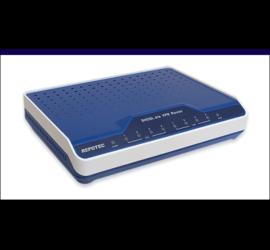 REPOTEC G.SHDSL.bis EFM/ATM VPN Router | RP-IP622F