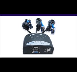 REPOTEC KVM switch | RP-KVM004