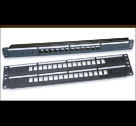 REPOTEC 19inch Modular Patch Panel | RP-12MOD1U