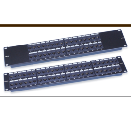 REPOTEC 19inch Unshield Patch Panel