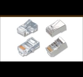 REPTOEC rj45 modular plug